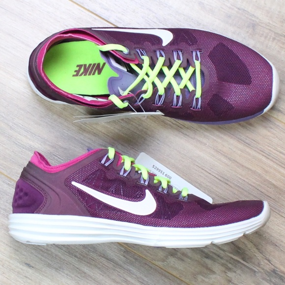 official photos bc04e 45a31 Nike Lunar Hyper Workout XT+ violet purple shoe